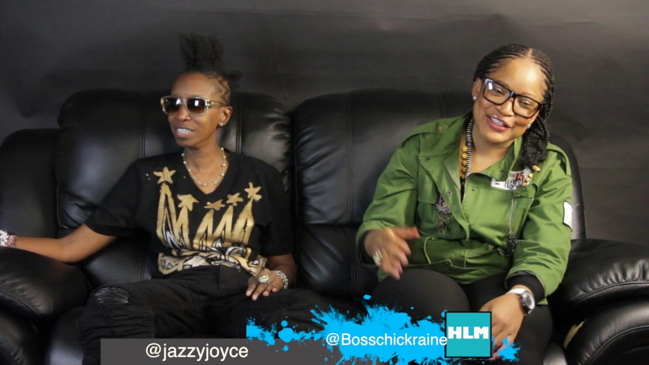 Photo of BossChick (Raine) Interviews DJ Jazzy Joyce & Talks The Culture of Female Djs (Currently)