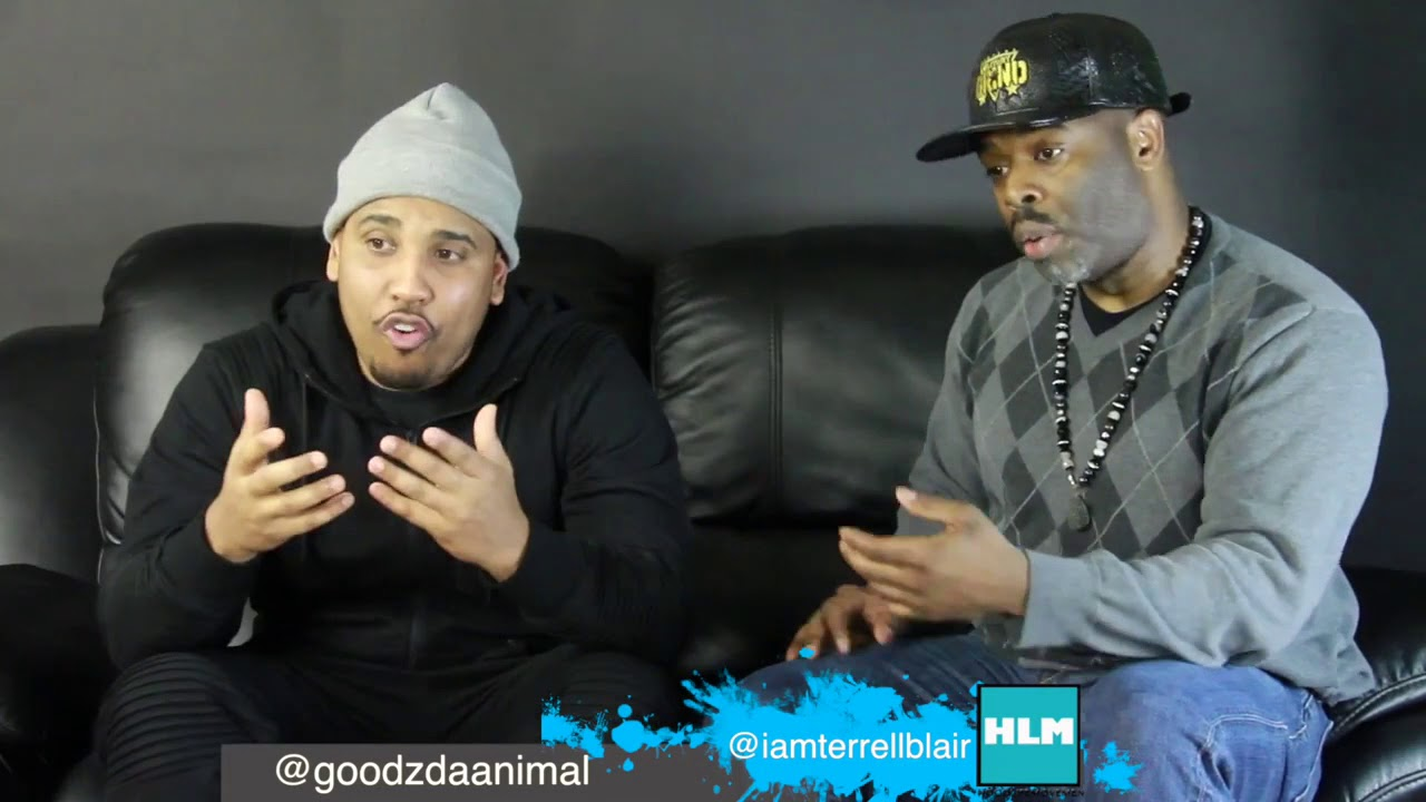Photo of Goodz (Part 1) Talks Speaking To Beasley (URL) About Creating A Label For BattleRapper