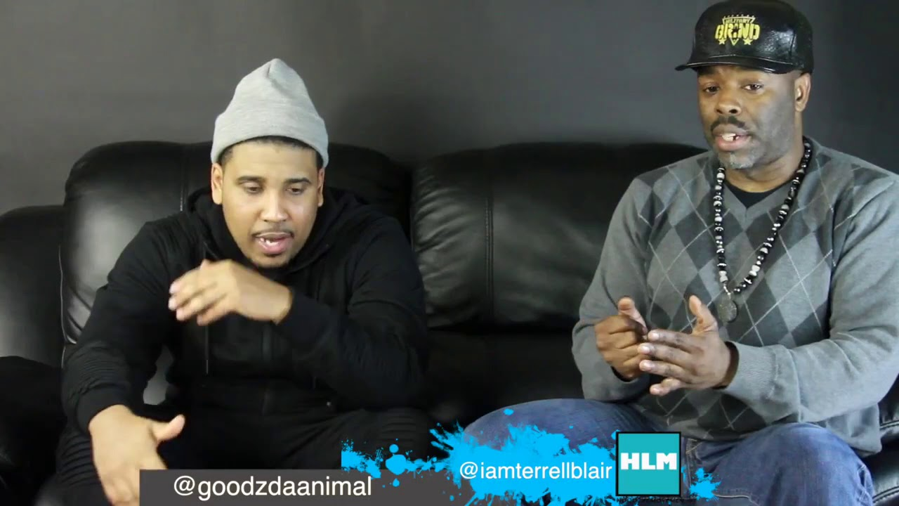 Photo of Goodz (Part 2) Talks Pre T-Top Battle, Staying Relevant When He Not Battling (Rap Cyphers ) etc