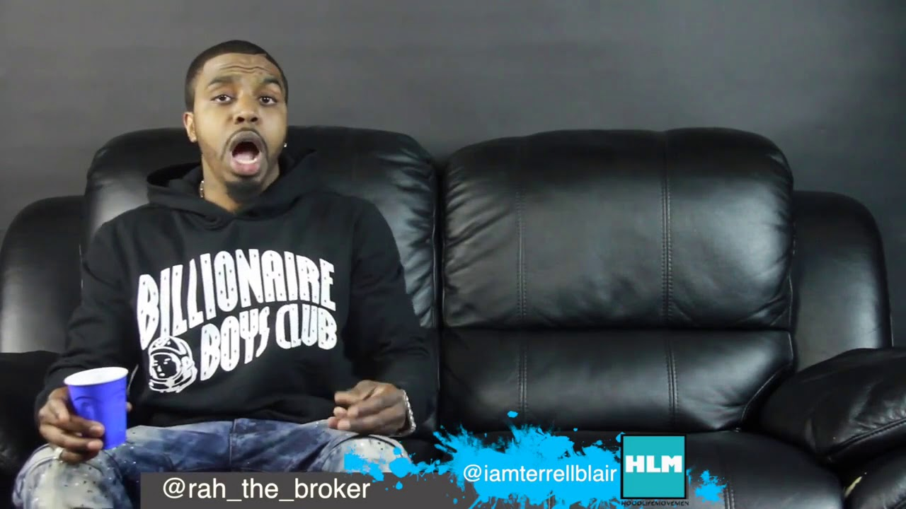 Photo of HLMMedia Freestyle: Rah The Broker