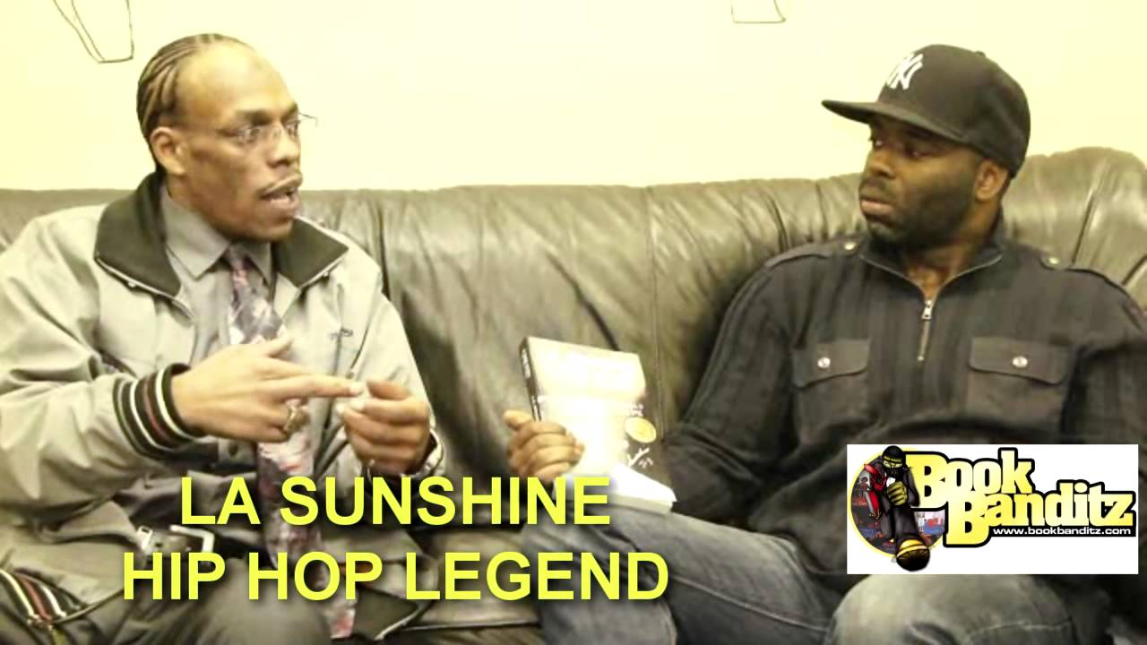 Photo of L.A SUNSHINE Interview by Terrell Blair