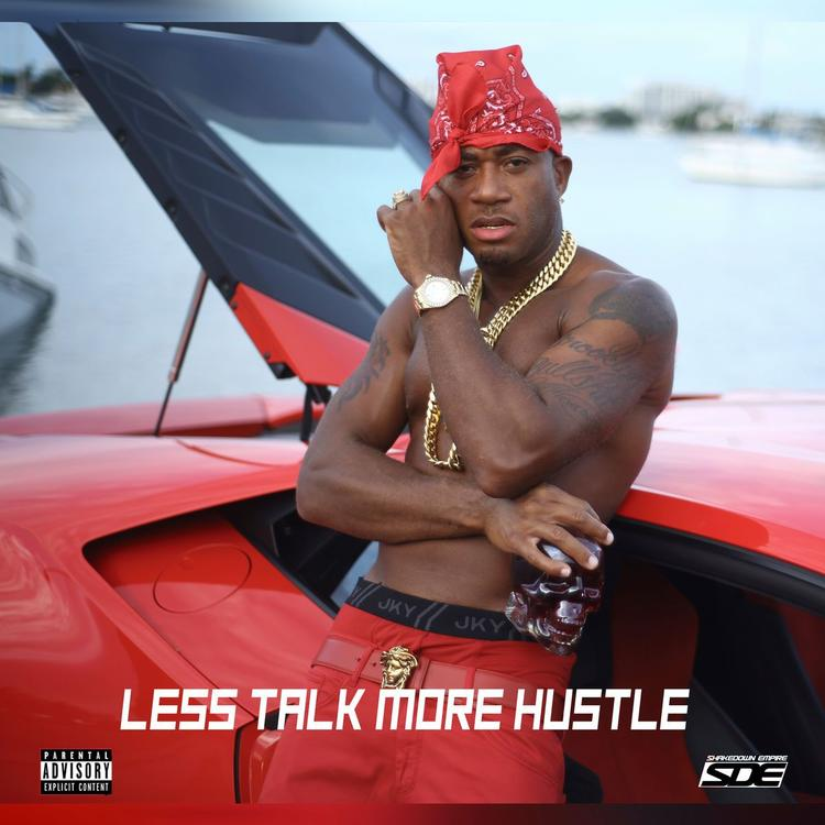 Photo of Red Cafe – Less Talk More Hustle