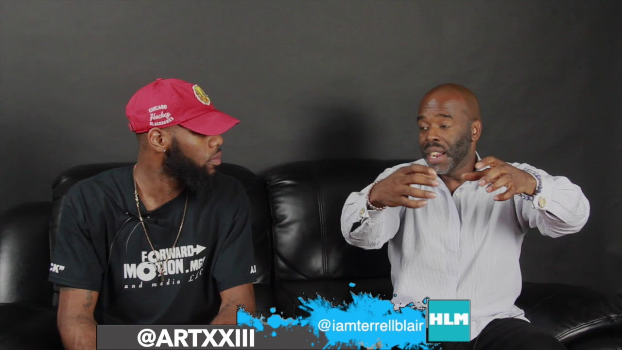 Photo of Baltimore Rapper A.R.T – Talks About His New Album And The Importance of Having a Team