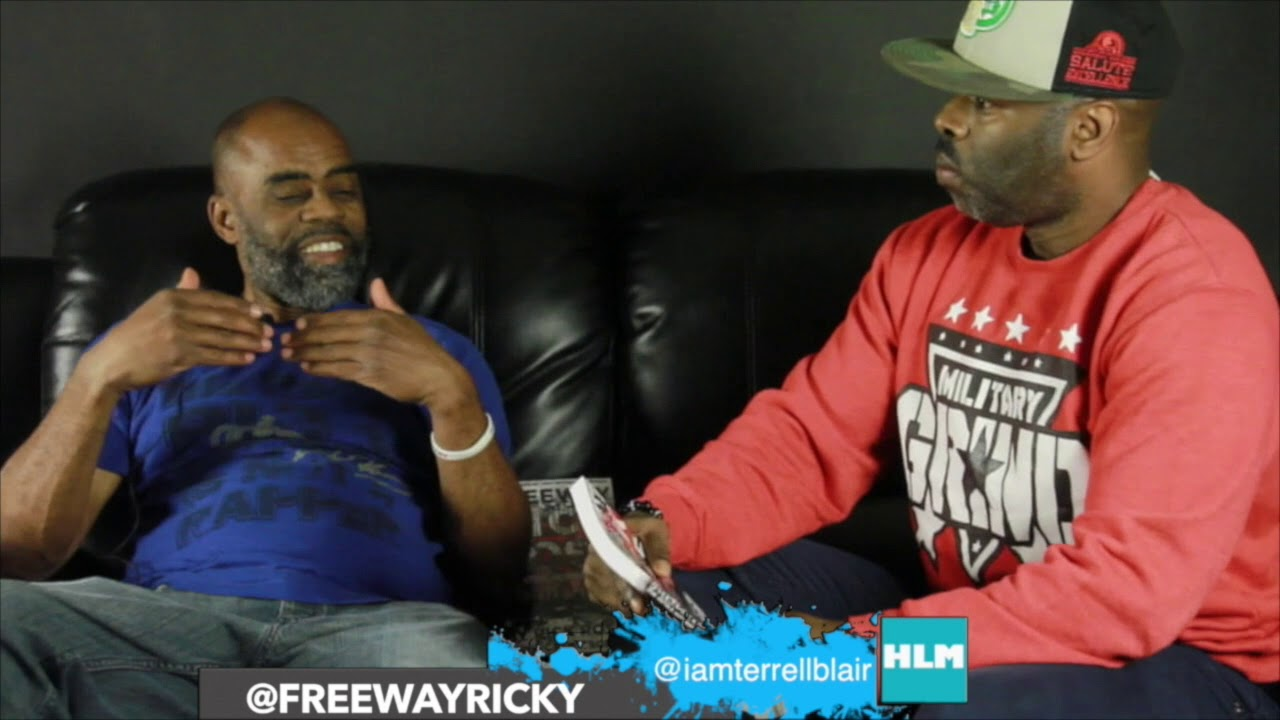 Photo of Freeway RickRoss Breaksdown The Definition of Snitching, Talks the Philosophy Of His Book