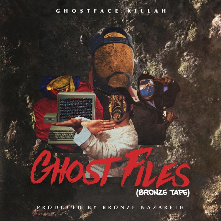 "Photo of Ghostface Killah – ""Ghost Files"""