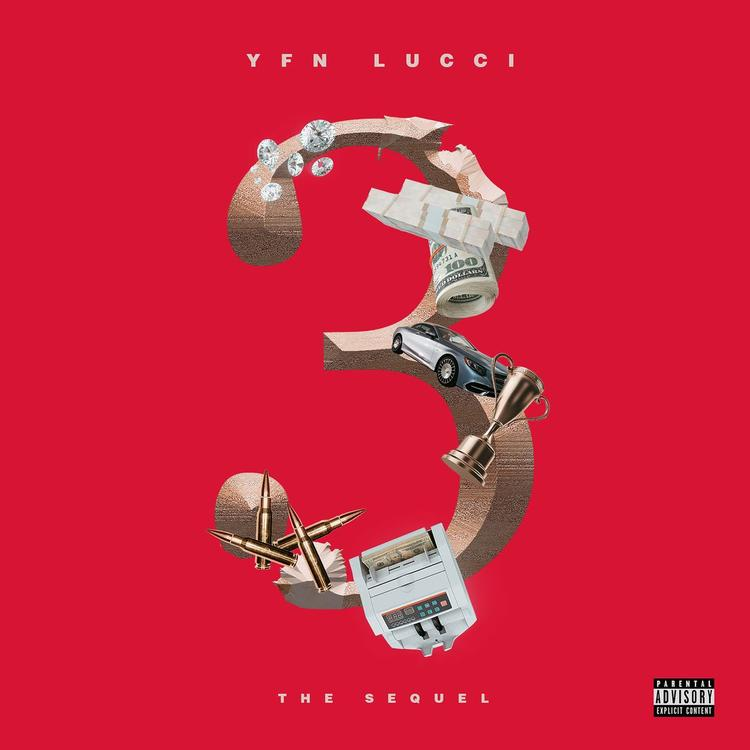 "Photo of YFN Lucci Comes Through With ""3: The Sequel"""