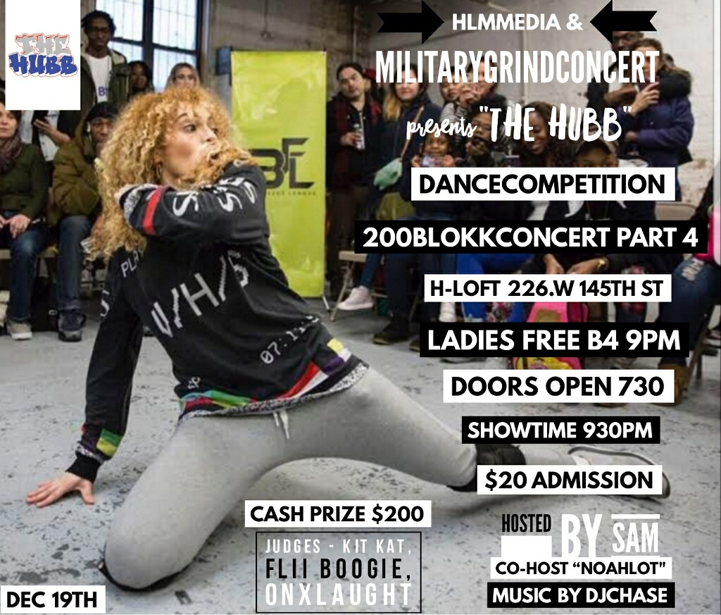 Photo of Military Grind Concert 12.19.19